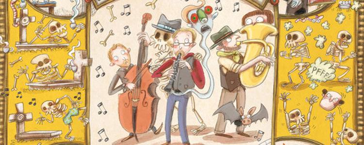 Vamos a la música! A Funny Scary Concert de Scalofrini