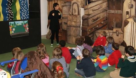 Asturias con niños: a dónde vamos hoy? Al taller de La Laboral Ciudad de la Cultura