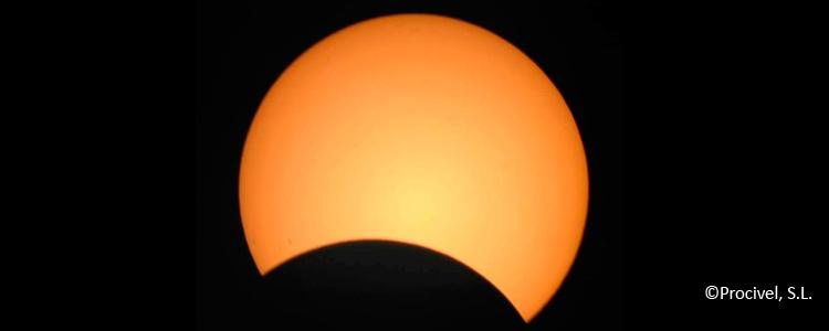 Taller de preparación del eclipse de Sol del 20 de marzo