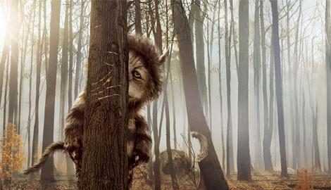 Asturias con niños a dónde vamos hoy? a ver Donde viven los monstruos, cine el domingo en La Laboral
