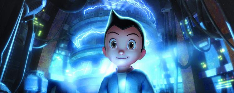 Asturias con niños: Astroboy: cine el domingo en La Laboral
