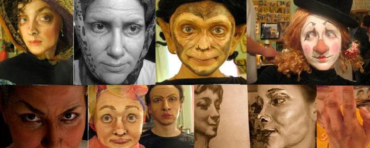 Curso de Iniciación al maquillaje teatral