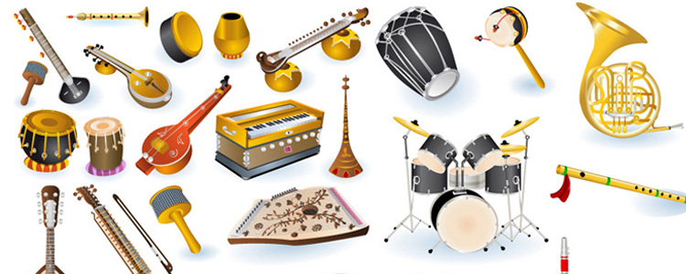 Vamos a imaginar! Instrumentos del mundo