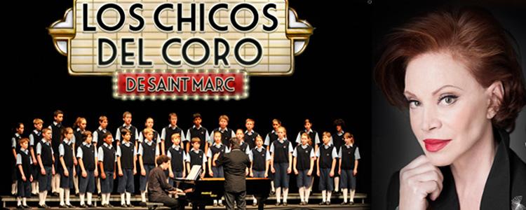 Paloma San Basilio y Los Chicos del Coro