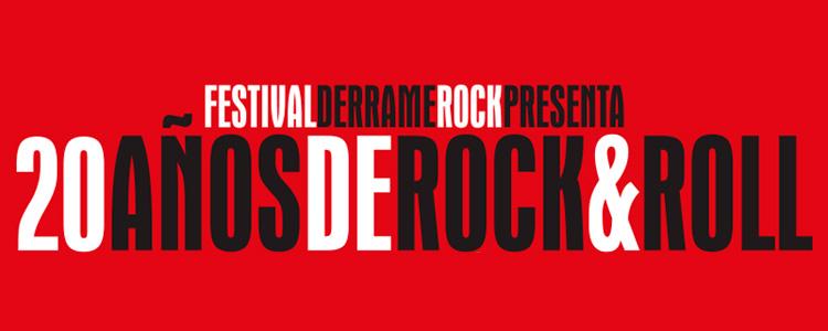 Festival Derrame Rock. Exposición 20 años de Rock&Roll. 1996-2016