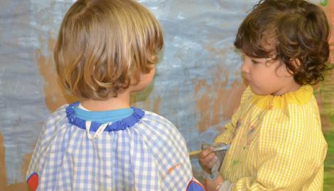 Asturias con niños: Bigotes con arte en La Laboral