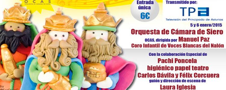 Concierto de Reyes Magos