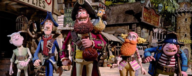 Vamos al cine! Piratas