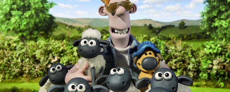 Vamos al cine! Shaun the Sheep