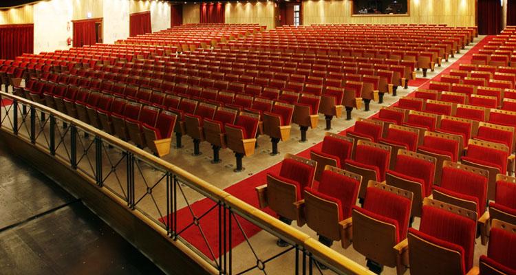 for Teatro de la laboral